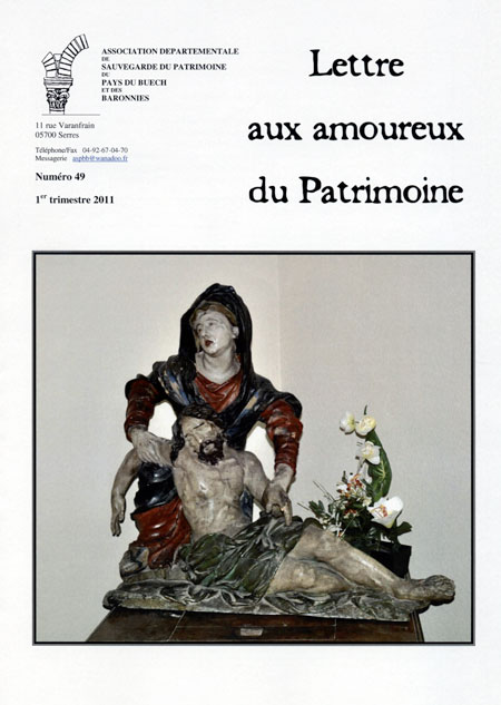 Bulletin n°49 couverture