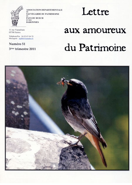 Bulletin n°51 couverture